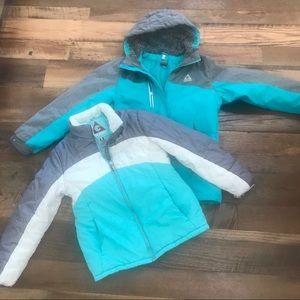 Gerry 2pc Winter Coat Girl 14-16